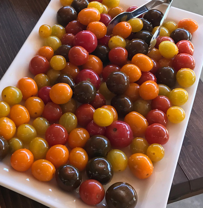 Assorted Grape Tomatoes