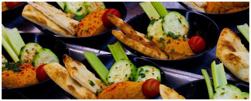 Pita-Hummus-Veg-Snacks