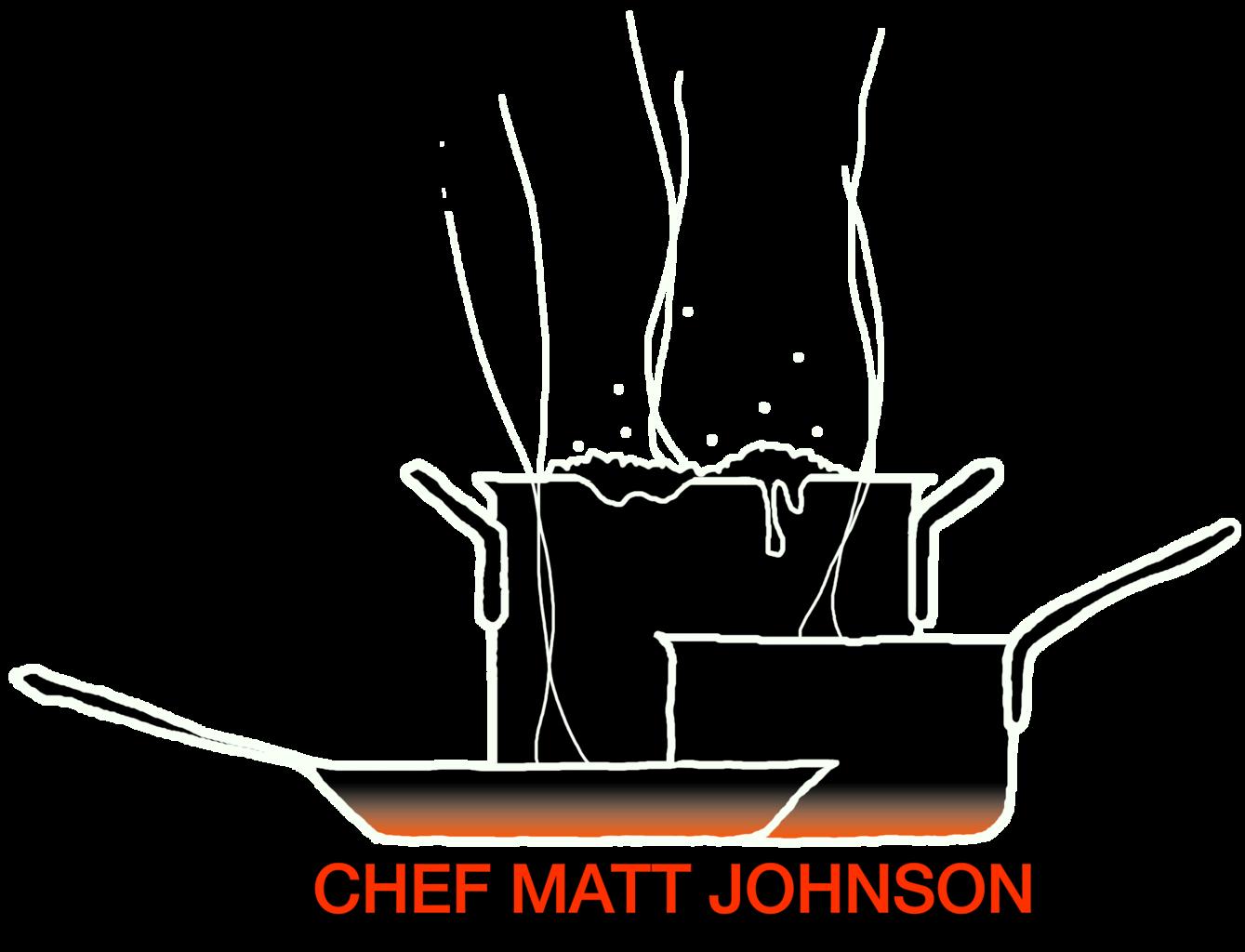 Chef Matt Johnson Logo