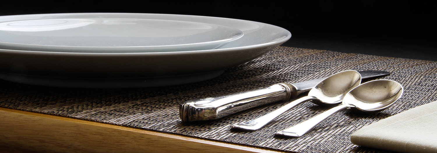 Your Place Setting Awaits